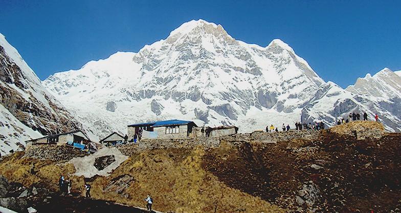 7 days Short Annapurna Base Camp Trek (7)
