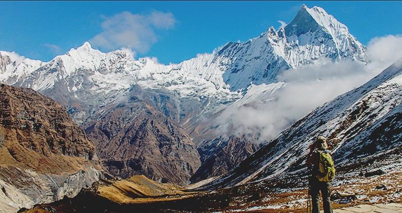 7 days Short Annapurna Base Camp Trek (8)