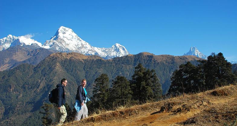 8 days Ghorepani-Poonhill Trek (2)