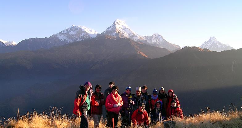 8 days Ghorepani-Poonhill Trek