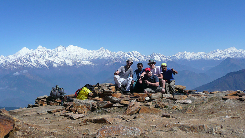 8 days Langtang Valley Trek