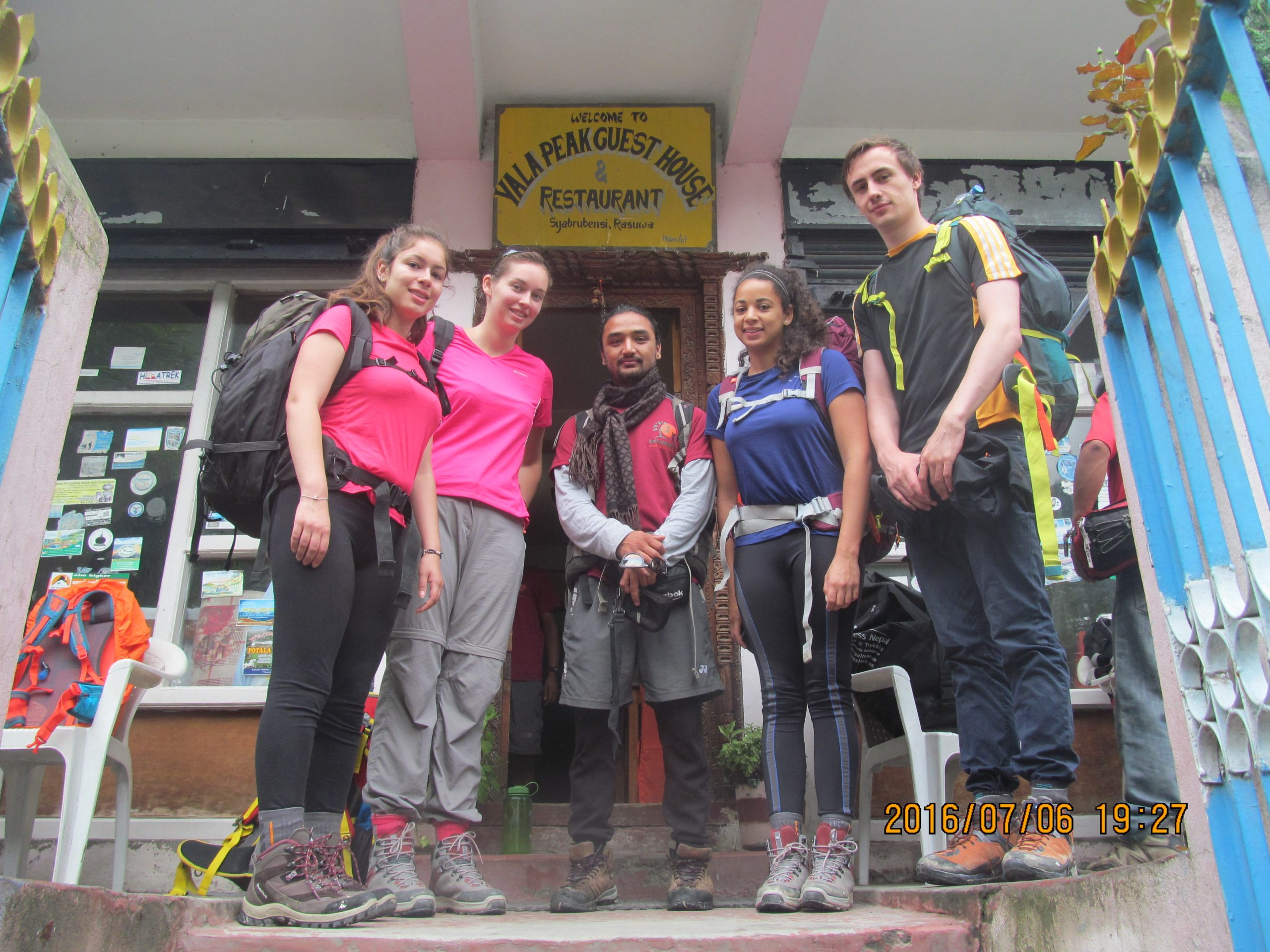 8 days Langtang Valley Trek3