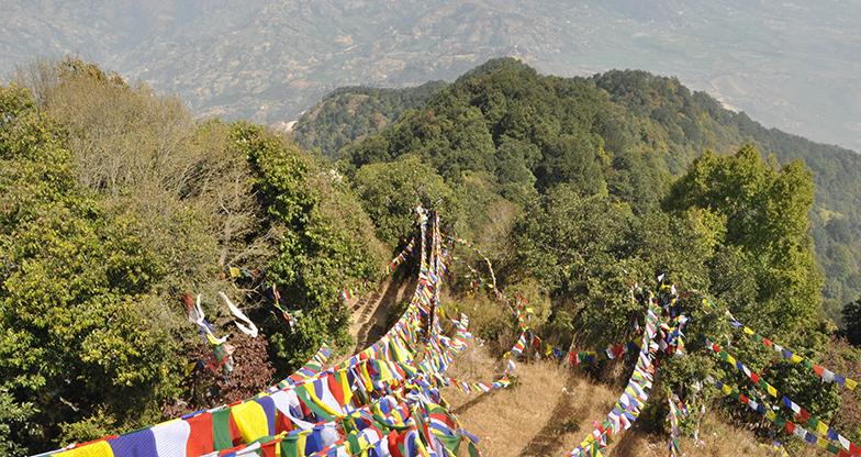 A day hiking to Nagarjuna (3)