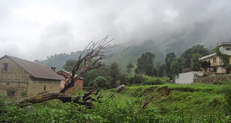 A day hiking to Nagarjuna