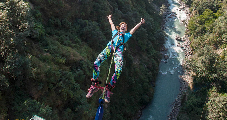 Bungee Jumping in Nepal (6)