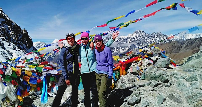 Everest Base Camp – Cho-La Pass – Gokyo Trek