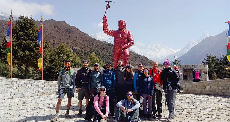 Everest Base Camp Trek with Helicopter Return5