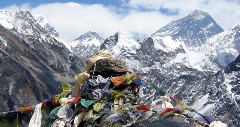 Everest Three High Passes Trek 16 days 2