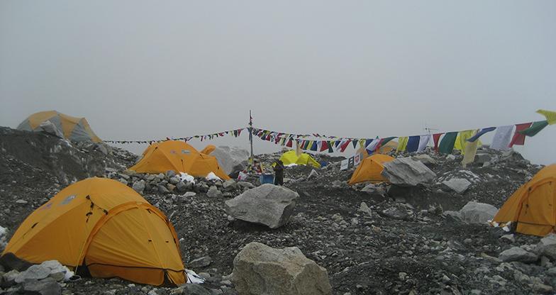 Everest Three High Passes Trek 16 days 3