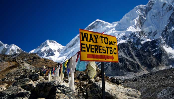 Everest Three High Passes Trek 16 days