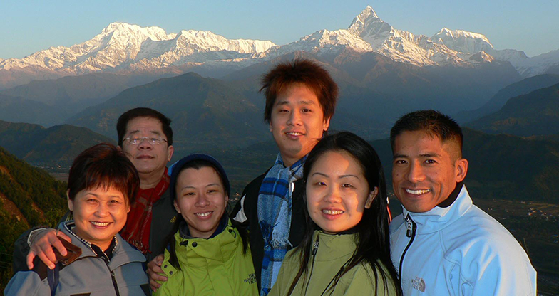 Family Tour in Nepal4