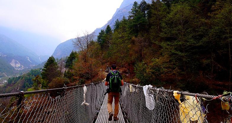Gokyo-Renjo-La Pass Trek