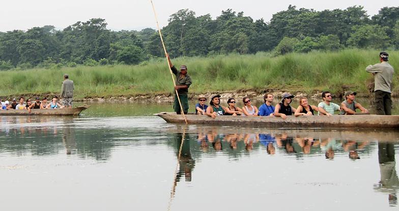 Jungle Safari at Chitwan National Park (2)