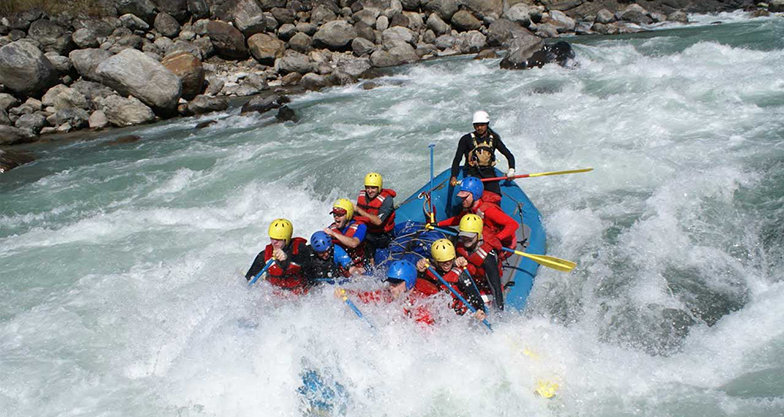 Kaligandaki Rafting (2)