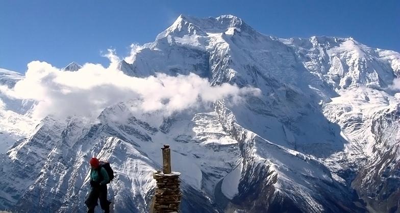 Pisang Peak climbing (2)