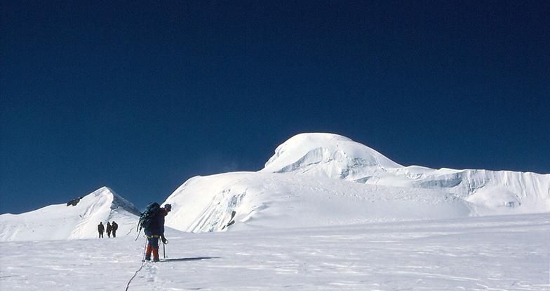 Ramdung Peak Climbing (2)