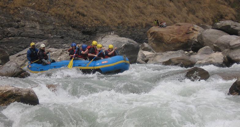 Sunkoshi Rafting (4)