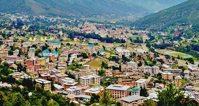 Thimphu-city