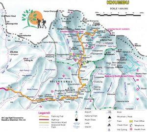 Shivalaya – Gokyo – Chola pass – EBC Trek