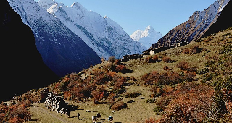 1 days Manaslu – Tsum Valley Trek