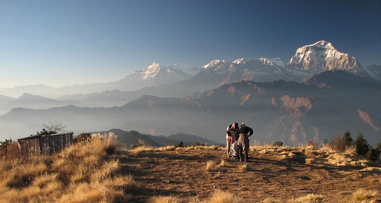 10 days Ghorepani -Poonhill -Ghandruk Trek (4)