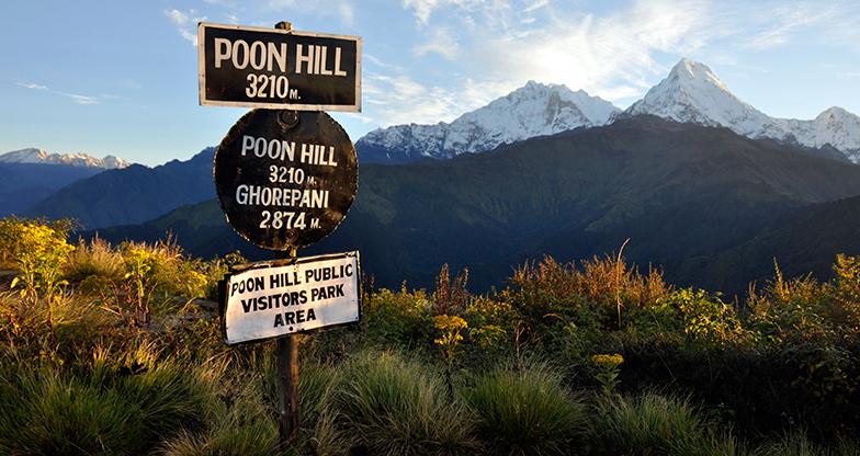 10 days Ghorepani -Poonhill -Ghandruk Trek