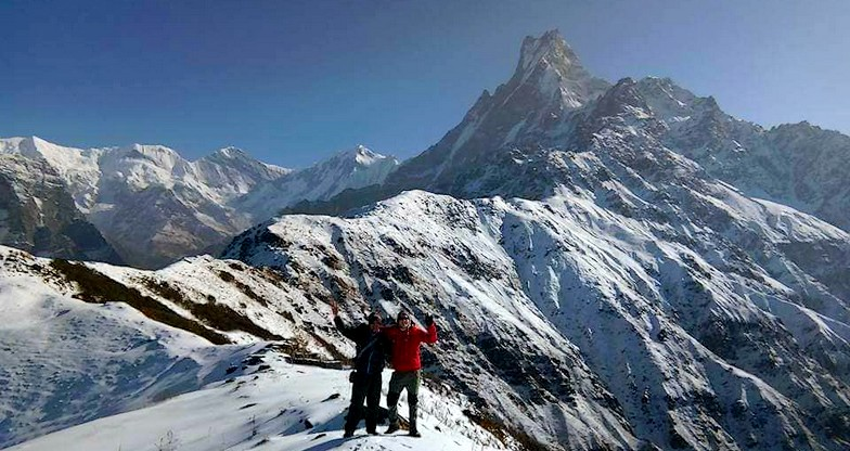 11 days Mardi Himal Trek (6)