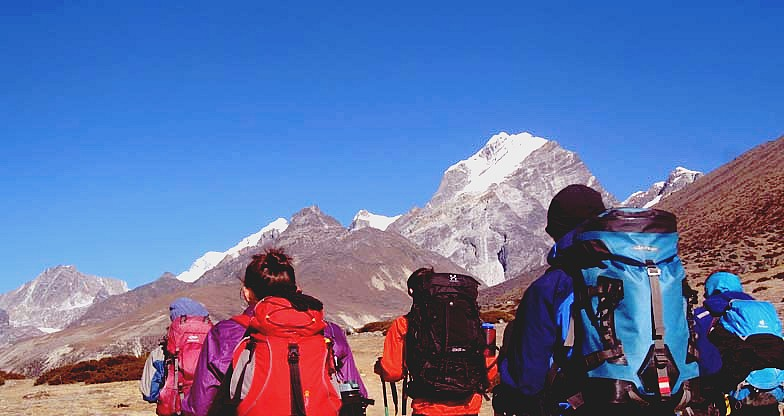 11 days rapid Everest Base Camp Trek 1