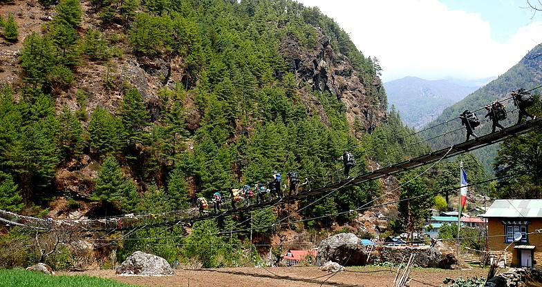 12 days Everest Base Camp – Kalapathar Trek