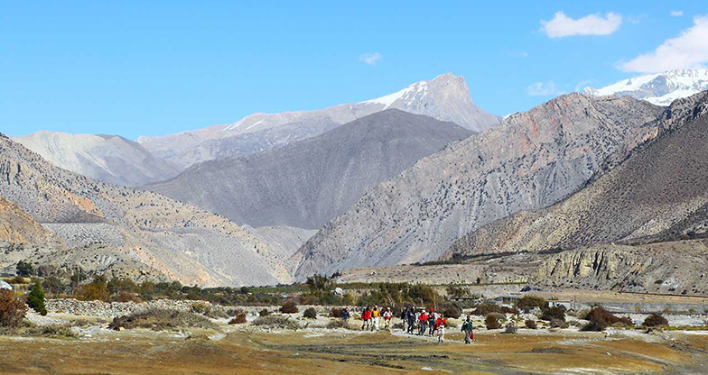 12 days Jomsom Muktinath Trek