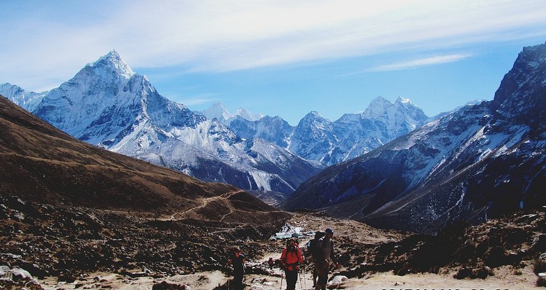 16 days Everest Two Passes Trek