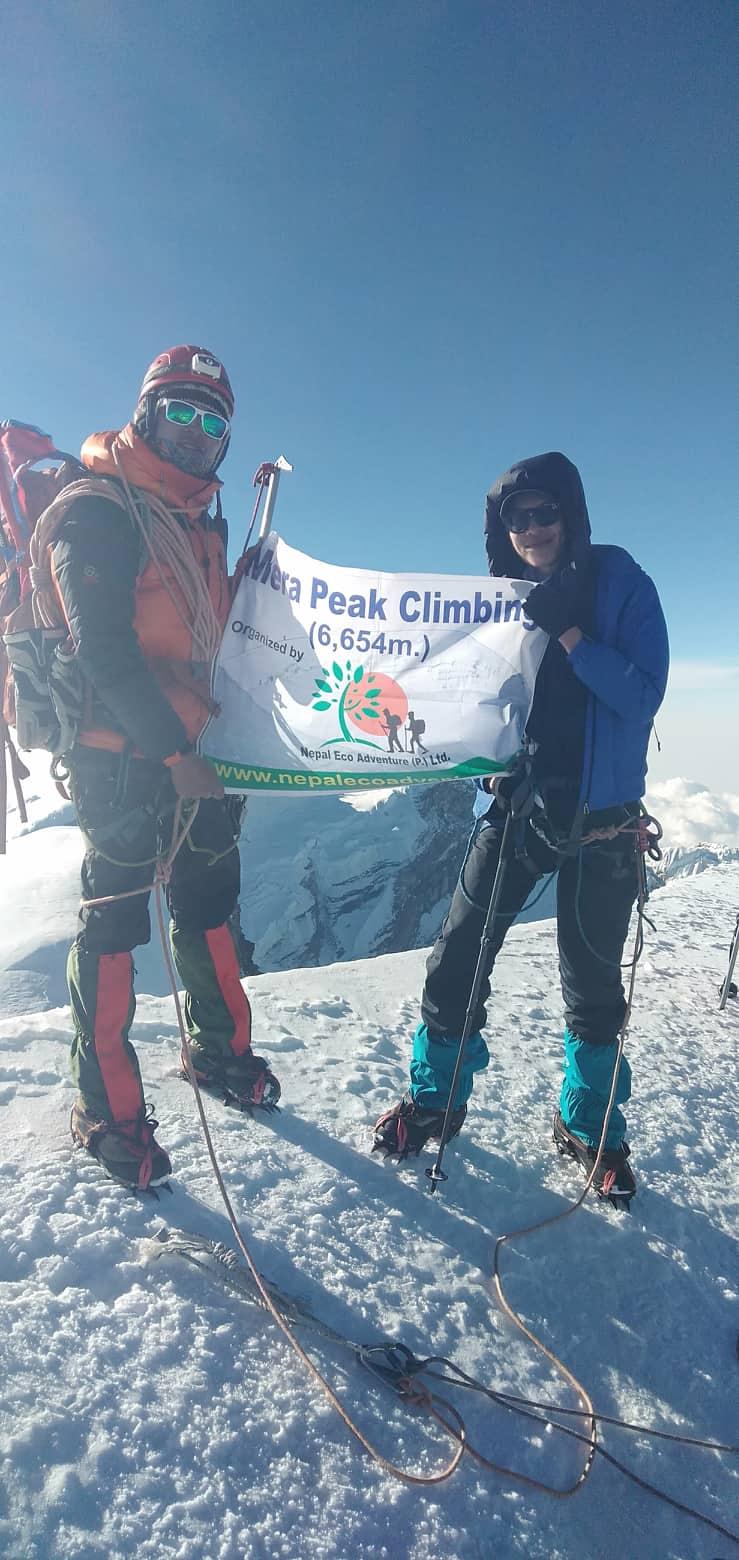 16 days Mera Peak Climbing (3)