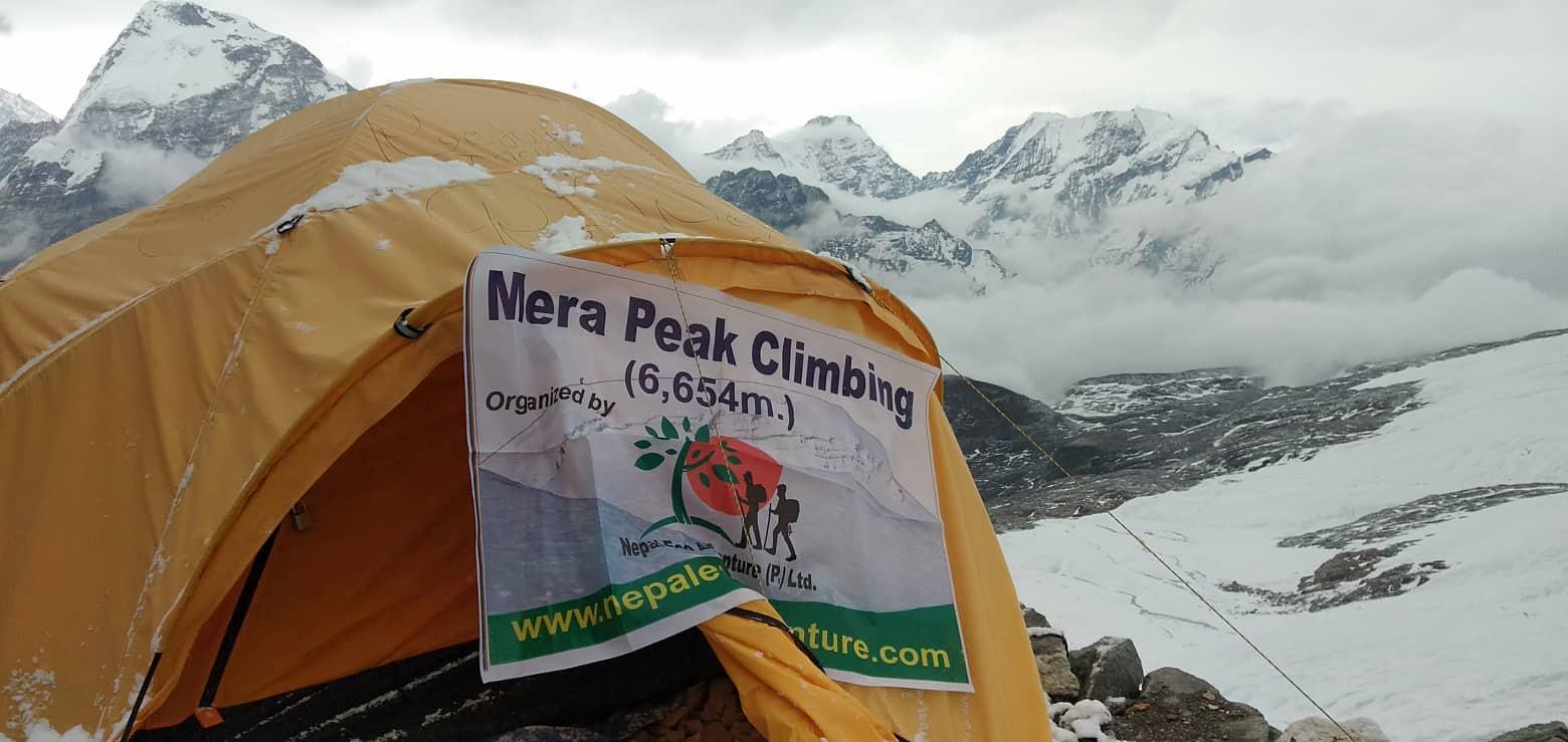 16 days Mera Peak Climbing (9)