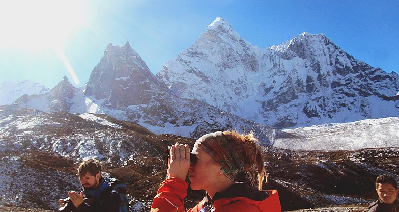 17 days Everest Base Camp with Island Peak Climbing1