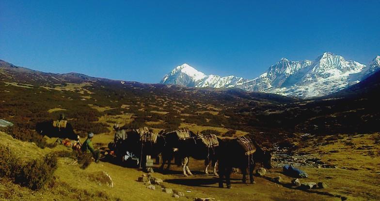 27 days Kanchenjunga Trekking (4)
